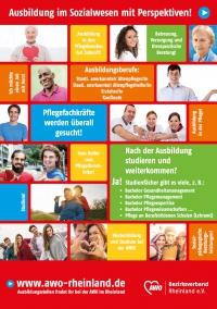 Ausbildung bei der Arbeiterwohlfahrt im Rheinland