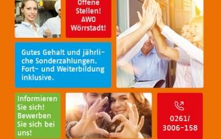 Offene Stellen für Betreuer und Pflegefachkräfte in Wörrstadt
