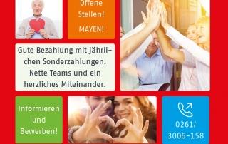 Offene Stellen Altenheim Mayen