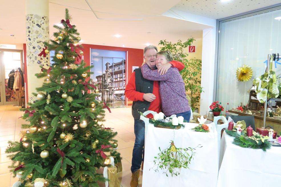 Bad Kreuznach Weihnachtsmarkt.Weihnachtsmarkt Im Awo Seniorenzentrum Lotte Lemke In Bad
