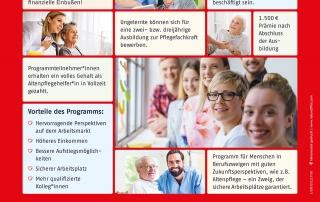 Ausbildung zum Altenpfleger Altenpflegerin