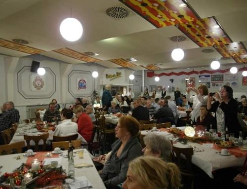 Weihnachtsfeier AWO Stadtverband Trier