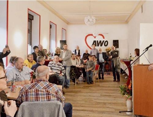 Einweihung und Wiedereröffnung des AWO Saals in Trier