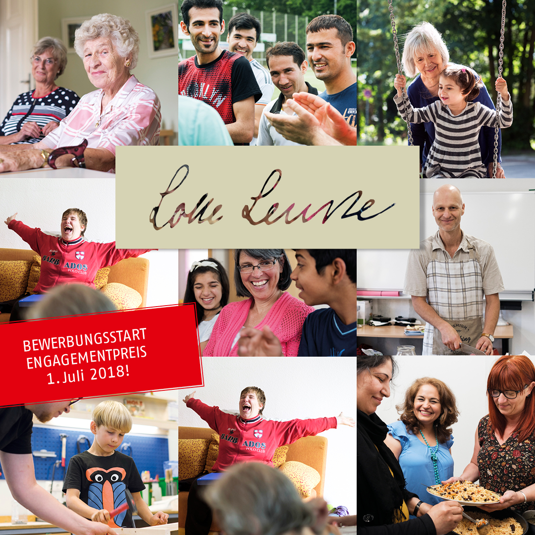 AWO Lotte Lemke-Engagementpreis