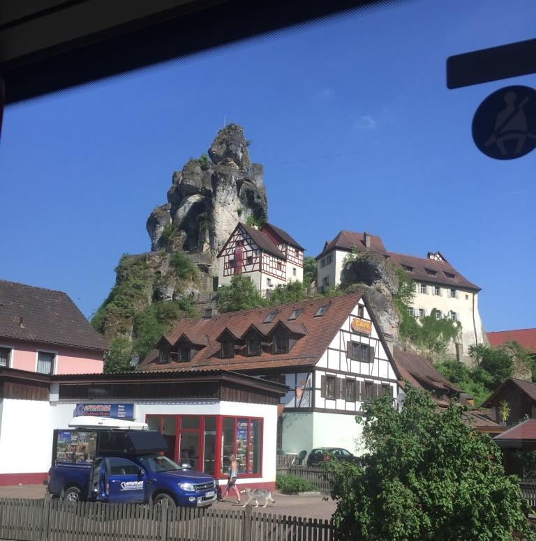 Urlaubsreise ins frankenland mit dem awo stadtverband trier awo blog rheinland for Betreutes wohnen trier