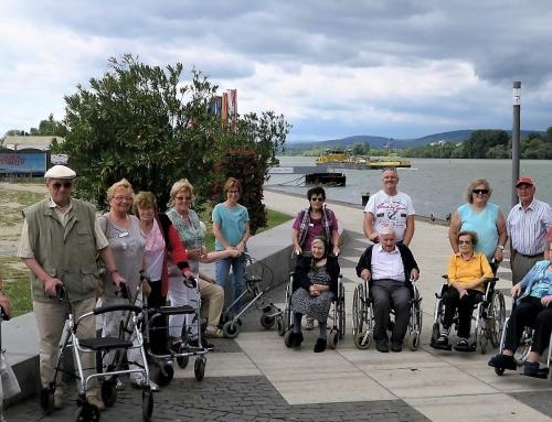Urlaub ohne Koffer mit der  AWO Wörrstadt nach Ingelheim