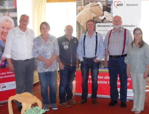 AWO-Vorstand in Hillesheim im Amt bestätigt