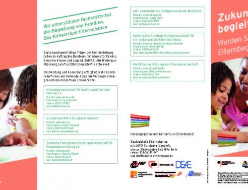 Weiterqualifizierung Elternbegleitung – letzte freie Plätze in Riedstadt!