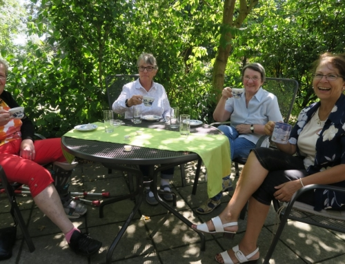 Seniorenzentrum Kannenbäckerland: Ausflug zum AWO Pavillon