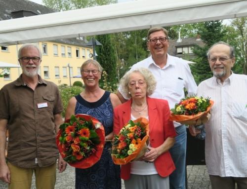 Langjährige Treue zum Seniorenzentrum Laubach in Koblenz