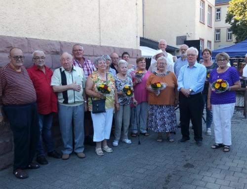 Sommerfest AWO Ortsverein Trier-Nord/Kürenz/Ruwer e.V.