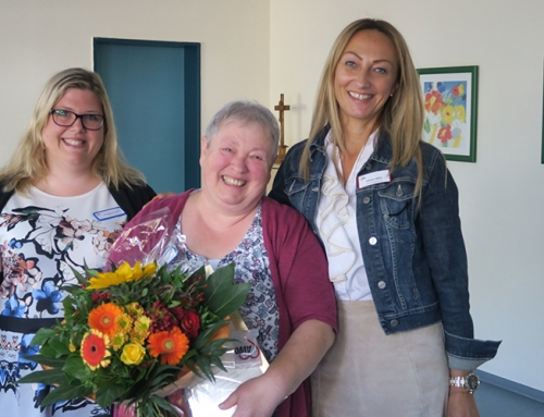 Seniorenzentrum Wörrstadt: Gerührt und mit großer Freude