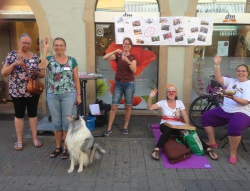 """Ehrenamtliche des Lotte Lemke Hauses on tour mit """"HelferHerzen'"""""""
