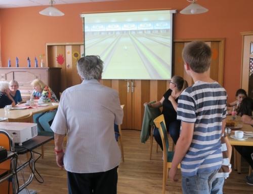 AWO Seniorenzentrum in Höhr-Grenzhausen: Kegeln mal anders