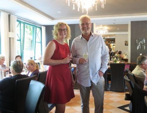 Freiwilligen Dankeschön Essen der AWO Seniorenhäuser Diez: Einen gesellig-gemütlichen Abend am SeeRestaurant Herthasee verbracht