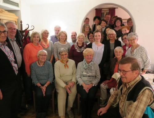 AWO Seniorenzentrum in Höhr-Grenzhausen: Ein gelungenes Dankeschön-Essen für unsere Ehrenamtlichen