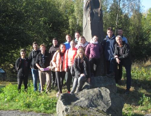 """Workshop """"Klettern und Geocaching"""" in der Ettringer Lay"""