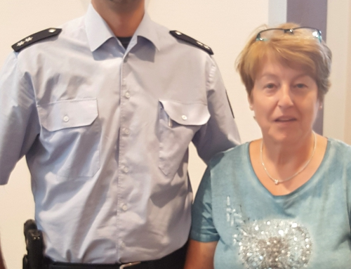 Veranstaltung mit der Polizei: Schutz vor Betrug und Diebstahl!