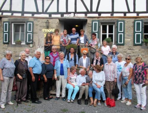 Sommerfahrt auf Rhein und Mosel