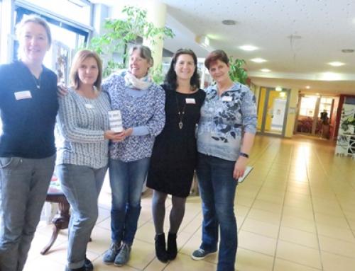 Lotte Lemke Haus Bad Kreuznach spendet an den Hospizdienst