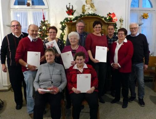 Weihnachten mit dem AWO Ortsverein Kirn