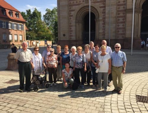 Ausflug nach Speyer