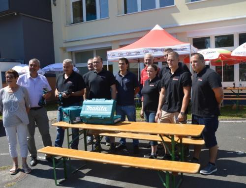 Spende an die Freiwillige Feuerwehr Bad Breisig