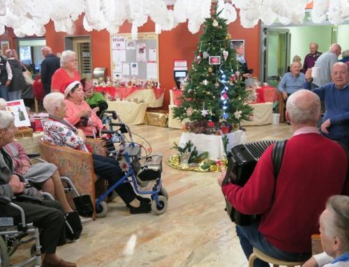 Weihnachtsbasar im AWO Seniorenzentrum Idar-Oberstein