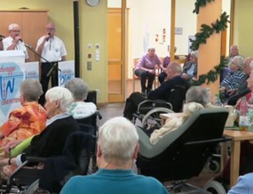 Adventskonzert der Bachwagge im AWO Seniorenzentrum Idar-Oberstein