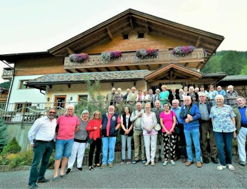 Die AWO-Herbstreise nach Südtirol – ein voller Erfolg