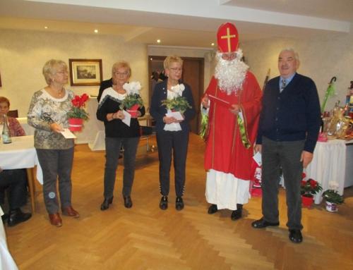 Weihnachtsfeier und Fahrt zum Weihnachtsmarkt des Ortsvereins der AWO Güls