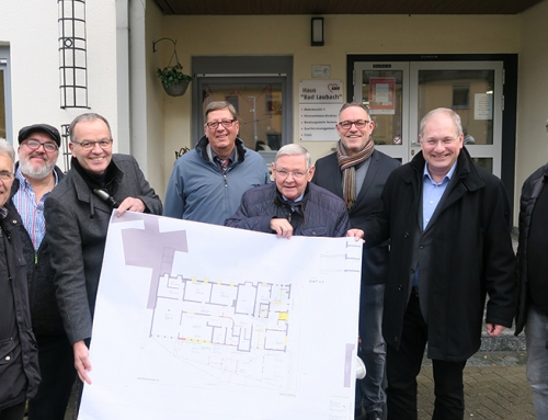 AWO Seniorenzentrum Laubach in Koblenz: Anbau im AWO Seniorenzentrum