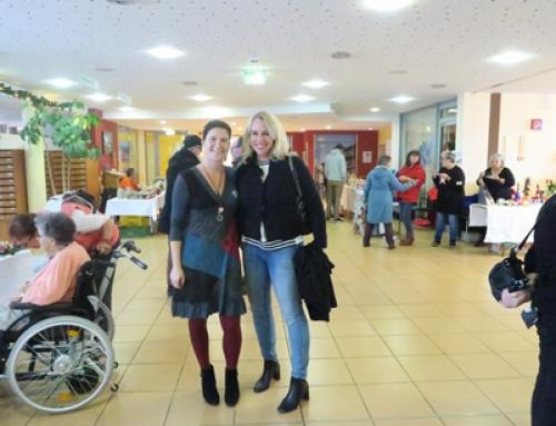 Weihnachtsmarkt im AWO Seniorenzentrum Lotte Lemke