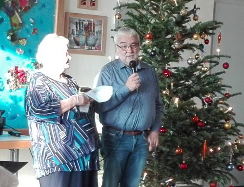 Weihnachtsfeier beim AWO Ortsverein Trier-Nord, Kürenz, Ruwer