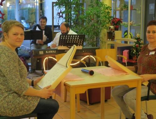 AWO Seniorenzentrum Bad Kreuznach: Kooperationsprojekt erfreut Senior*innen des Lotte Lemke Hauses