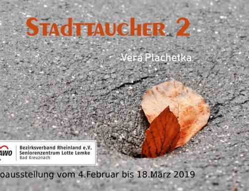 Stadttaucher 2: Fotoausstellung im AWO Seniorenzentrum Bad Kreuznach