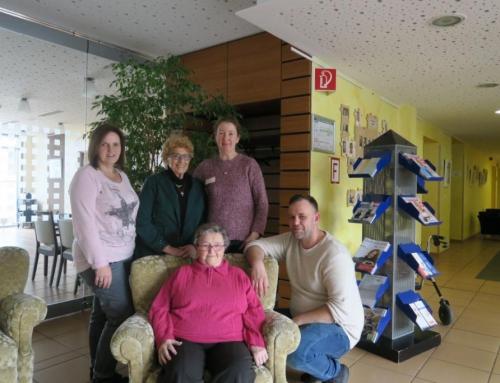 AWO Seniorenzentrum Lotte Lemke Haus erhält Geldspende
