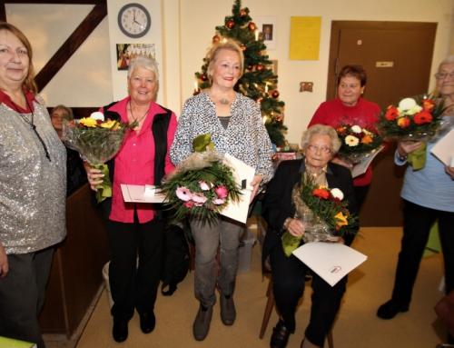 Weihnachtsfeier der AWO Irlich im Irlicher Seniorentreff