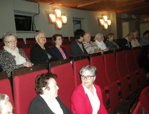 Start der AWO Irlich ins neue Jahr im Theater