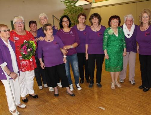 Geburtstagfeier zum 100-Jährigen – Ortsverein Flonheim