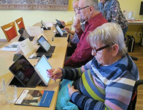 AWO Seniorenzentrum Kannenbäckerland  – An die Tablets, fertig, los!