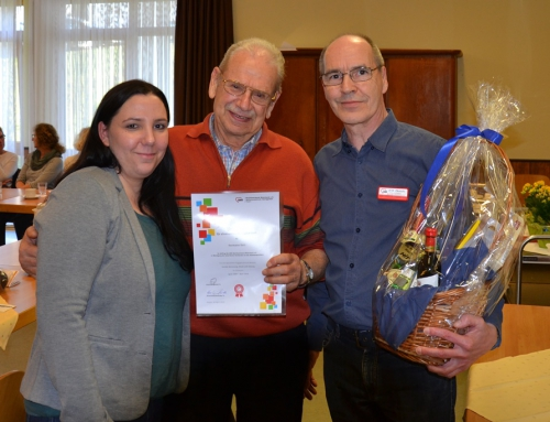10 Jahre ehrenamtliches Engagement im Sterngarten
