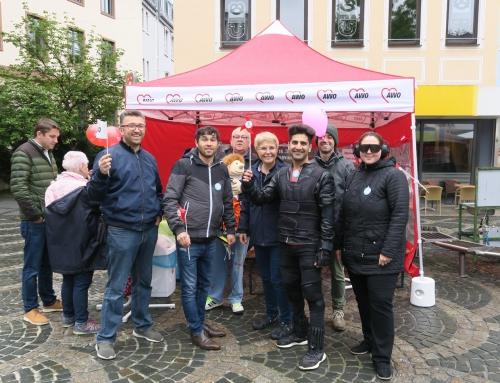 Inklusionsfest zur Aktionswoche 2019 – 100 Jahre AWO- Remeyerhof in Aktion