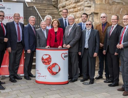 100 Jahre AWO im Hambacher Schloss