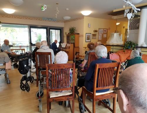 Klavierkonzerte im AWO Seniorenzentrum