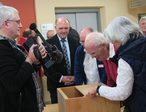 Demenz erleben mit dem Demenzparcours im AWO Seniorenzentrum Idar-Oberstein