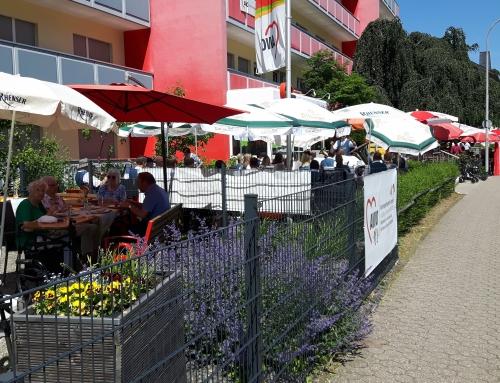 Frühschoppen im Seniorenzentrum Vierwindenhöhe in Bendorf