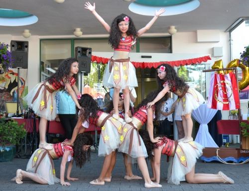 100 Jahre AWO – das Sommerfest im AWO Seniorenzentrum Sterngarten