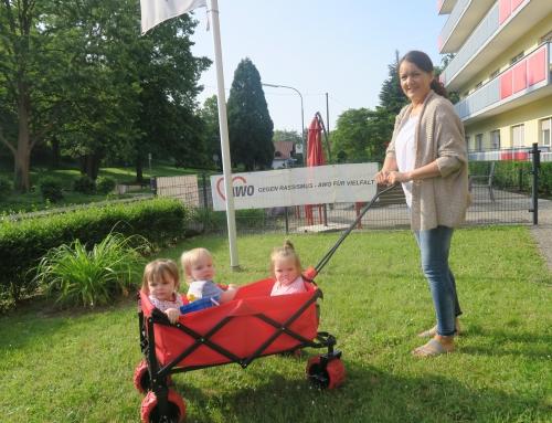 AWO Kindertagespflegestelle Bendorf: Buntes Treiben im Spatzennest
