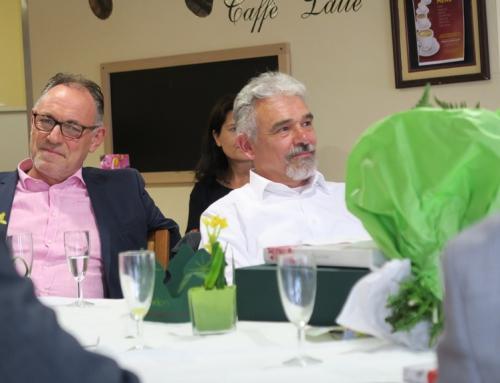 AWO Haus der Generationen Worms verabschiedet langjährigen Einrichtungsleiter Guido Gerdon
